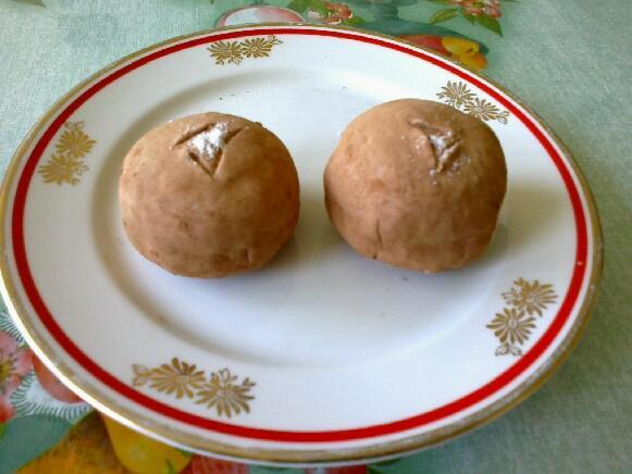 Dezert zemiak