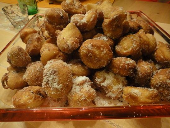 Talianske frittelle - recept