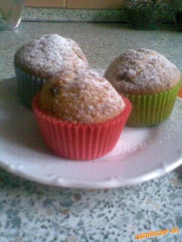 e414516d8020 Muffiny zo stretka v Prievidzi - recept