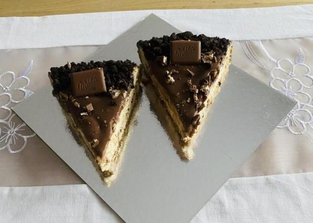 Cheesecake - recept postup 1