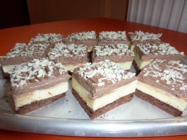 Čokoládový krémeš - recept