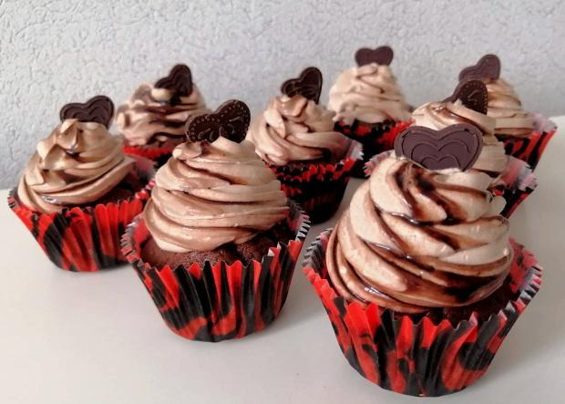 Citrónové cupcakes - recept