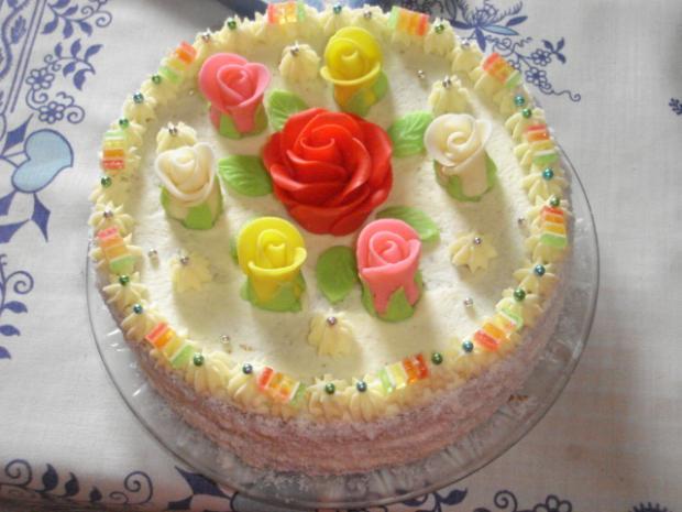 Bezlepkový dortík - recept