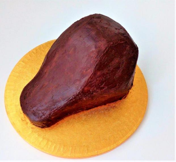 Drak - postup na tortu 4