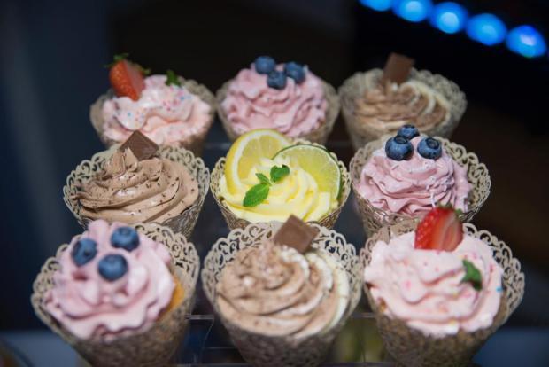 Muffinová torta - recept