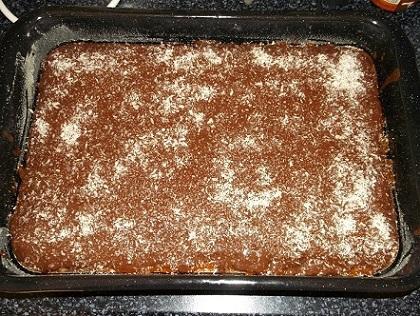 Jabĺčkový koláč starej mamy - recept postup 1