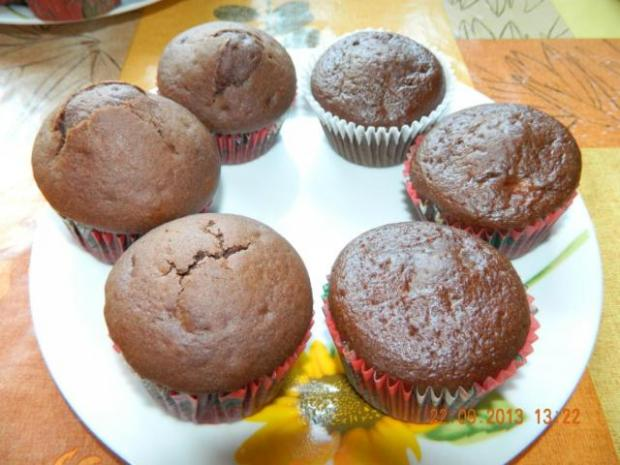 Perníkové muffiny - recept