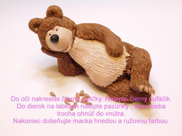 Medveď 30