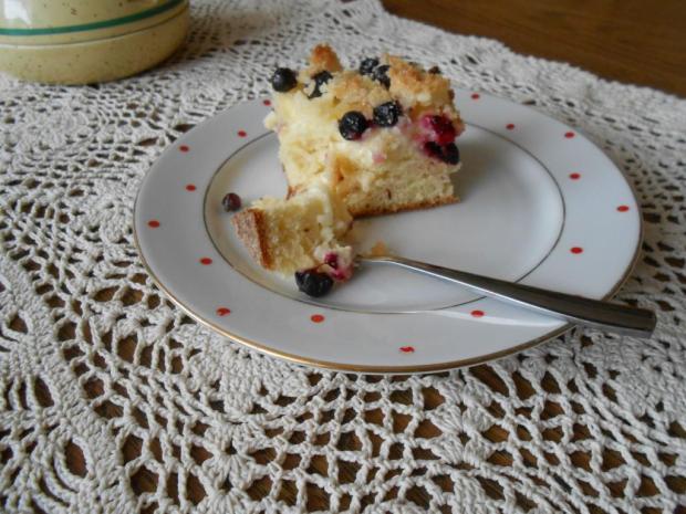 Kysnutý koláč s tvarohovým pudingom - recept