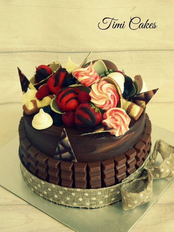 kinderová torta, Čokoládové torty