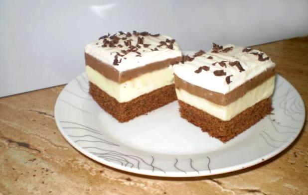 Francúzske karamelové kocky - recept
