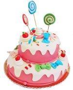 Torta k článku torta, pre články, Kamila