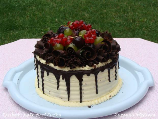 čokoládová trochu inak torta, Čokoládové torty
