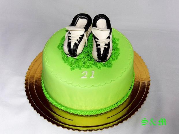 futbalová torta, Športové torty, silvia11