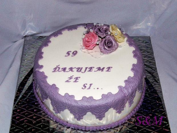 narodeninová  torta, Narodeninové torty, silvia11
