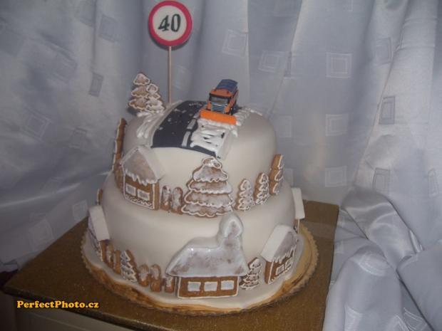 Riaditeľovi správy ciest torta, Narodeninové torty, marikas