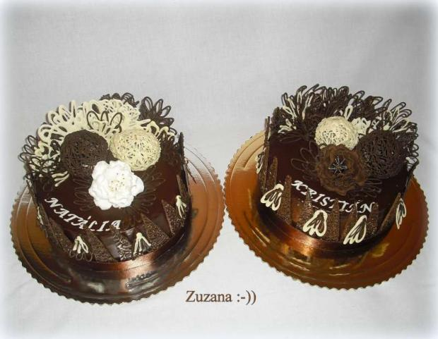 čokotortičky torta, čokoládové torty