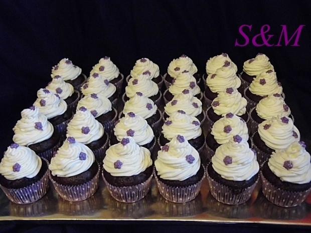 muffiny torta, Zákusky, silvia11