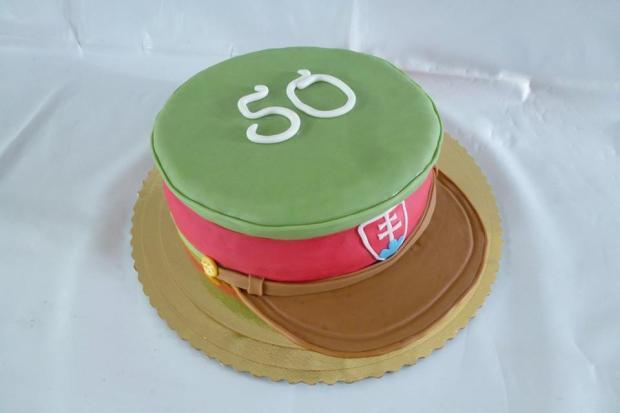 73f2ad603 policajná čiapka torta, Narodeninové torty, Tortyodmamy.sk