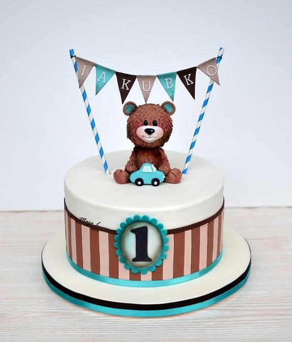 Výsledok vyhľadávania obrázkov pre dopyt Torta pre 1. narodeniny
