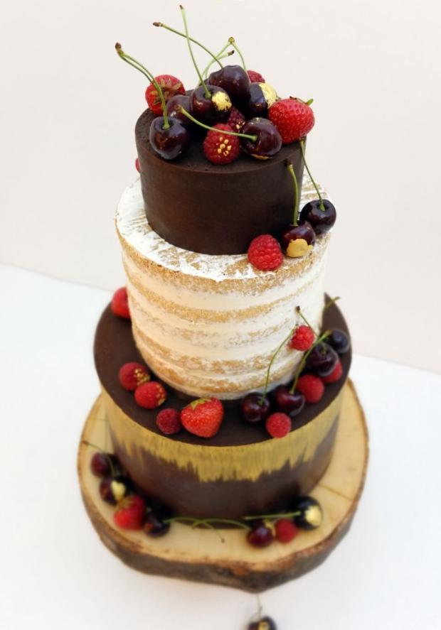 moja narodeninova torticka torta, Čokoládové torty, SWEETarchitect