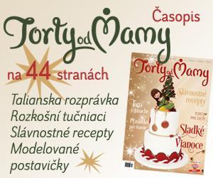 Zimné číslo časopisu Torty od mamy