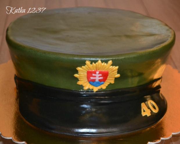 f9b8dabfe policajná čiapka torta, Narodeninové torty, Tortyodmamy.sk