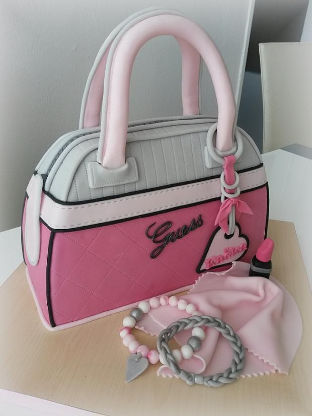 kabelka Guess torta 871137fb89b