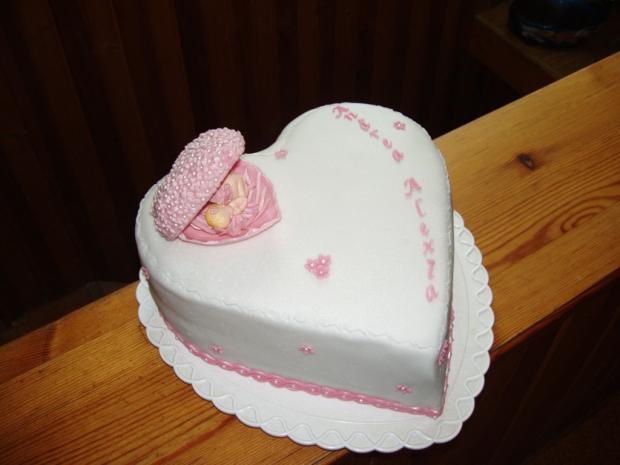 Vitaj Andrejka torta, Torty na krstiny, vanilka 227