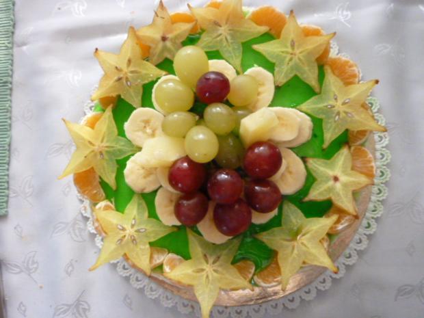 ovocná 2 torta, Narodeninové torty, Boyle