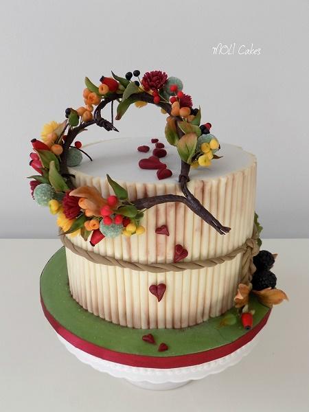 Jesenná torta,  Autor: Moli81