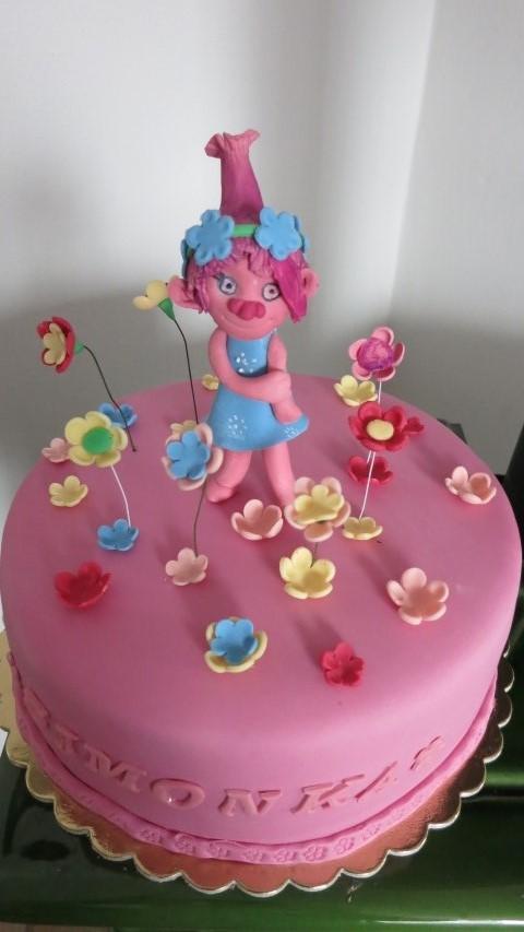 trollovia torta, Rozprávkové torty, HelkaT