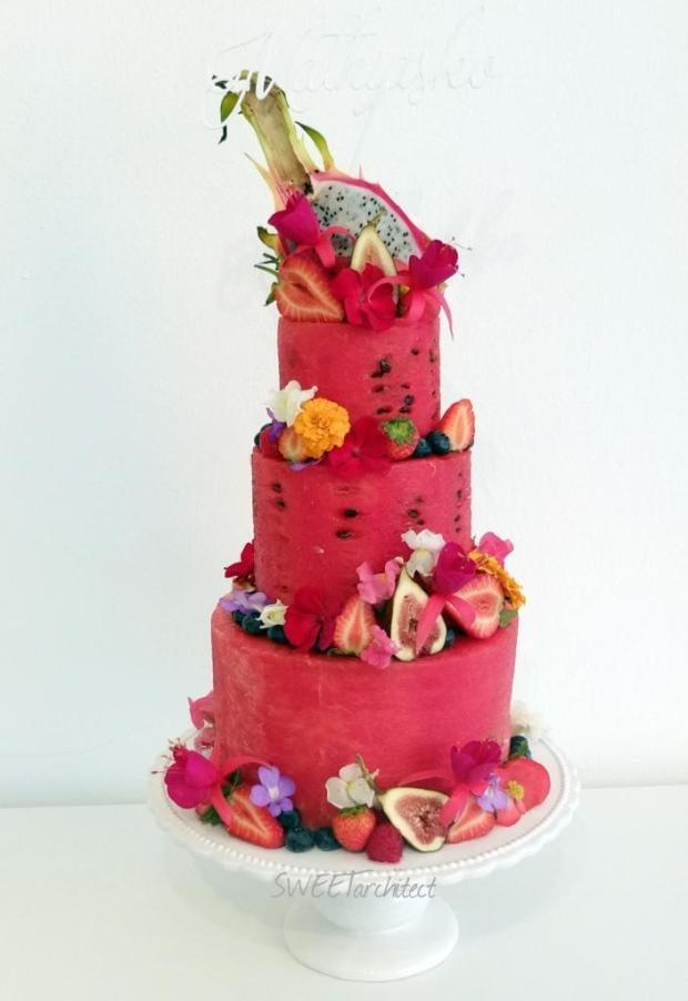 Melónová torta