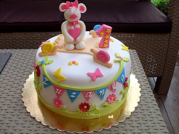 pre Zuzanku  torta, Ostané torty pre deti, silvia11