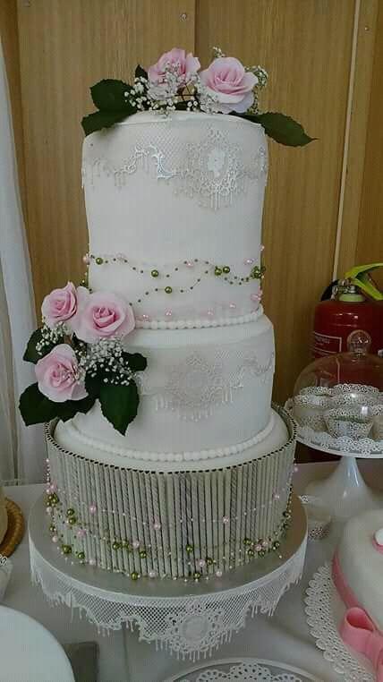 Svadobná pre dcéru torta, Svadobné torty, marikas