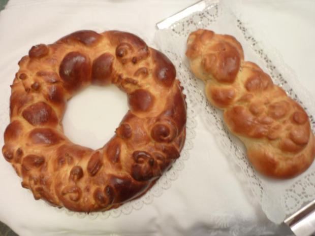 Tradičné vianočné pečivo - caletka a mrván torta, Zákusky, Boyle