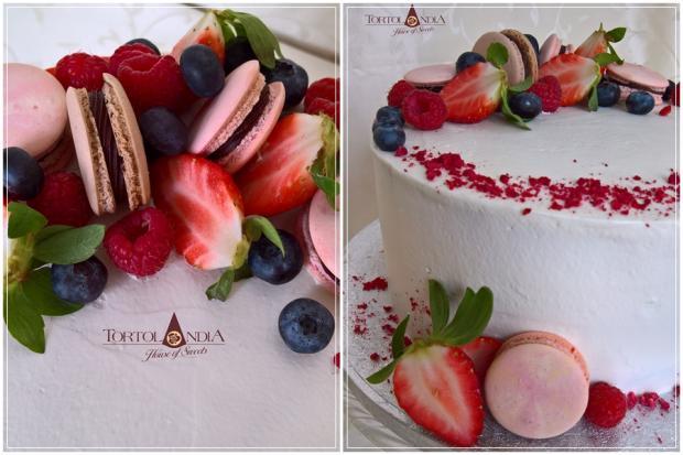 Drip cake & Krémovo zdobenie torta, Drip torty, Tortolandia.sk 3