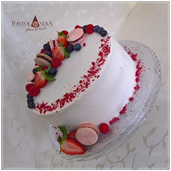 Drip cake & Krémovo zdobenie torta, Drip torty, Tortolandia.sk 2