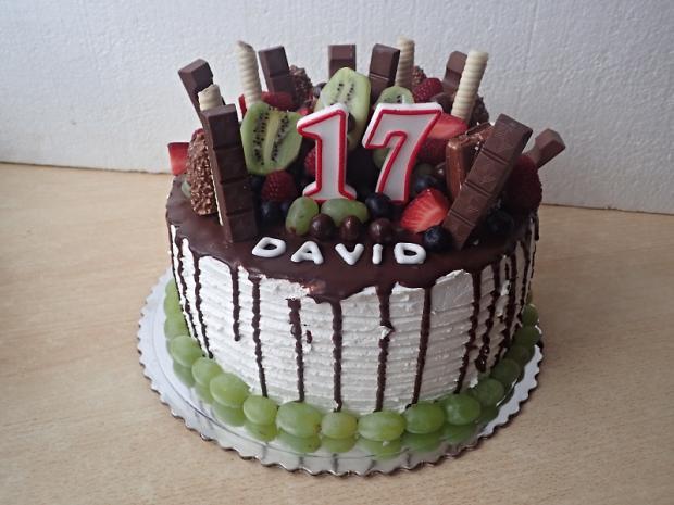 vnukovi torta, Čokoládové torty, helenka57