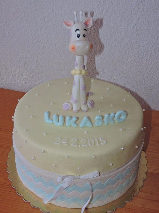 1 torta, Torty zvieratká, Obertová Mária