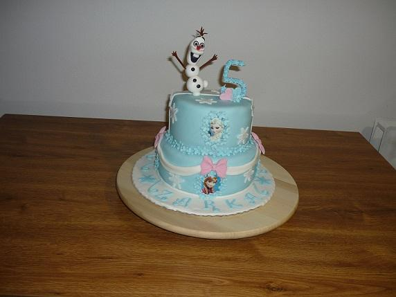 Zarke na želanie torta, Rozprávkové torty, jarka22