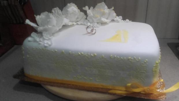 Svadobná torta, Svadobné torty, Iwuška