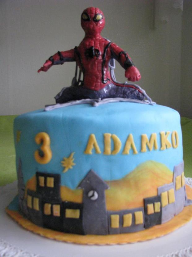 tortička pre vnúčika torta, Ostané torty pre deti, anip 3