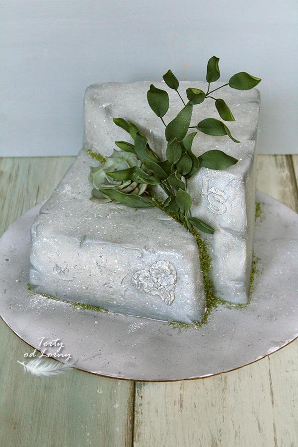 Sila života.. torta, Netradičné torty, Lorna