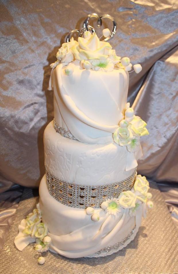 Svadobná... torta, Svadobné torty, Tinka 2