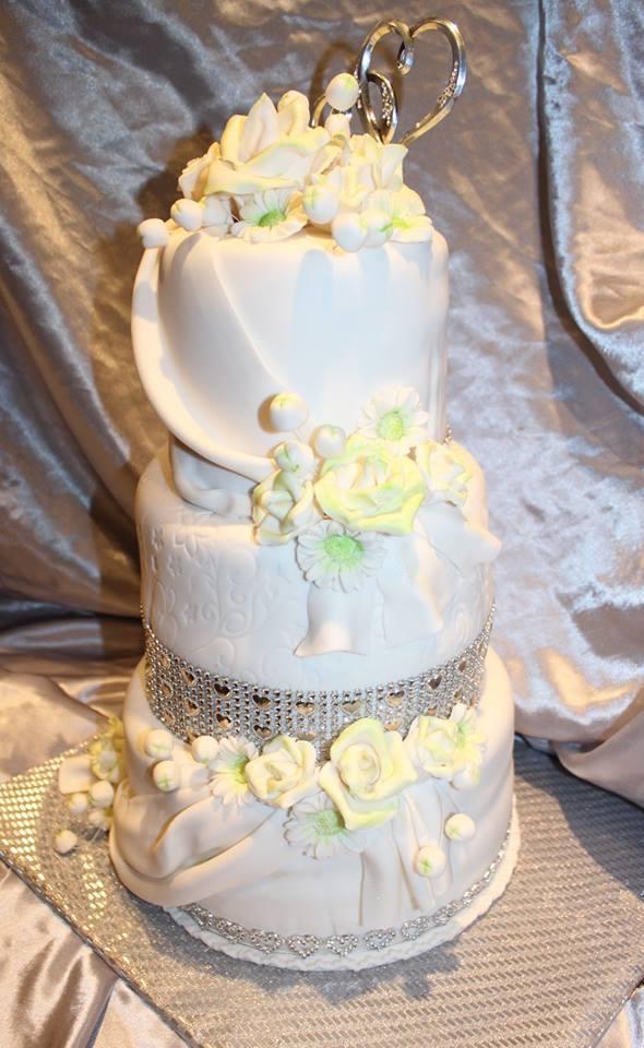 Svadobná... torta, Svadobné torty, Tinka 3