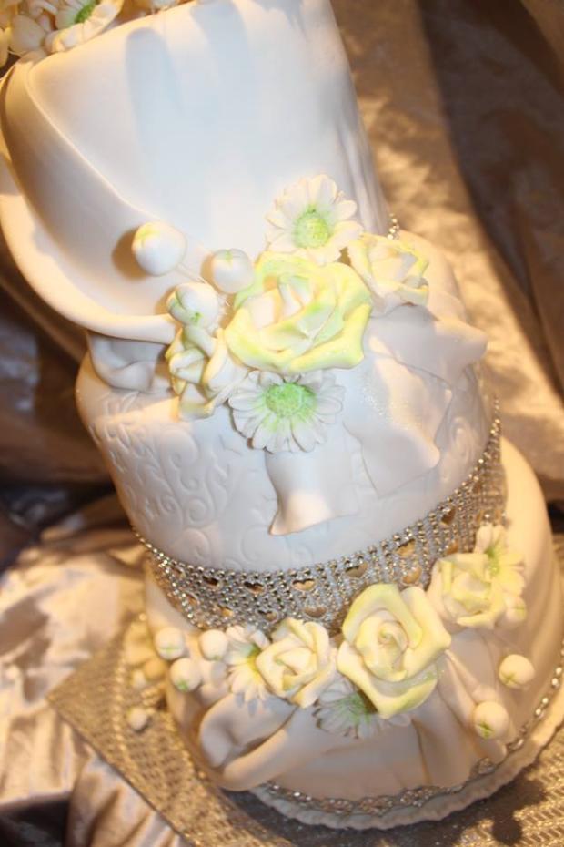 Svadobná... torta, Svadobné torty, Tinka 4