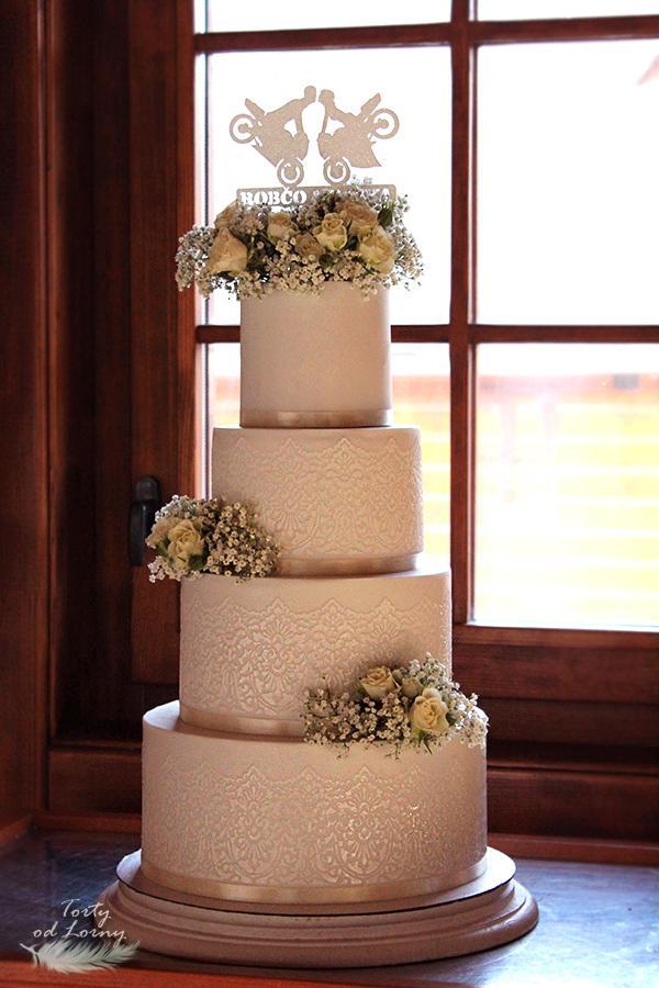 Svadobná.. torta, Svadobné torty, Lorna