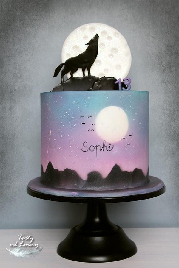 Vlk a mesiac torta, Torty pre dievčatá, Lorna