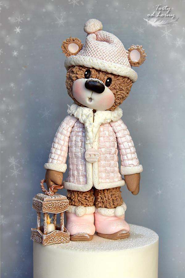 Zimný macík torta, Vianočné torty 2